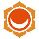 Oranžinė čakros emblema